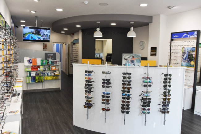 New Look for Bater and Stout Opticians